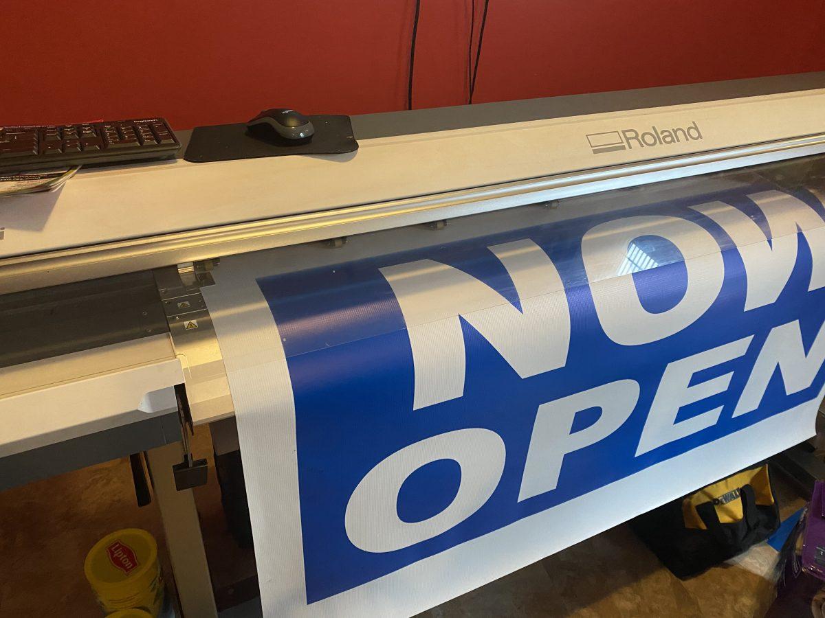 Digital Printed Affordable Banner Stafford VA Fredericksburg worldwide