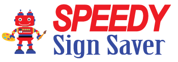 Speedy Sign Saver